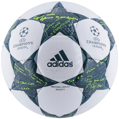 Bola Society adidas Champions League Finale 16