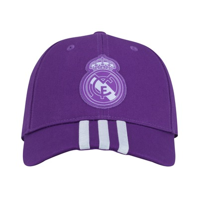 Boné adidas 3S Real Madrid - Strapback - Adulto