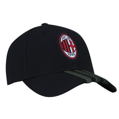 Boné Aba Curva adidas 3S Milan - Strapback - Adulto