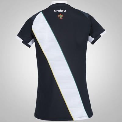 Camisa do Vasco I 2016 Umbro - Feminina