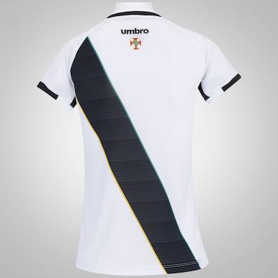 Camisa do Vasco II 2016 Umbro - Feminina