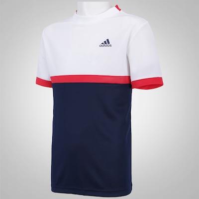 Camiseta adidas Court Y - Infantil