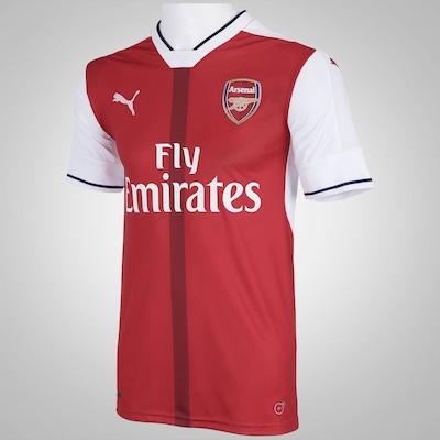 Camisa Arsenal I 16/17 Puma - Masculina