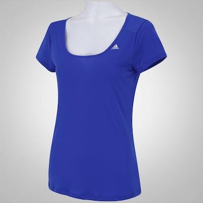 Camiseta adidas ESSMF LW - Feminina