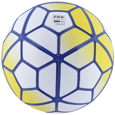 Bola de Futebol de Campo Nike Ordem 3 Brasil