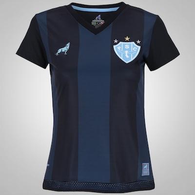 Camisa do Paysandu III 16 Lobo - Feminina