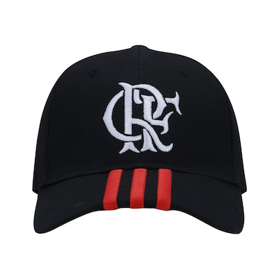 Boné adidas Flamengo 3S - Strapback - Adulto