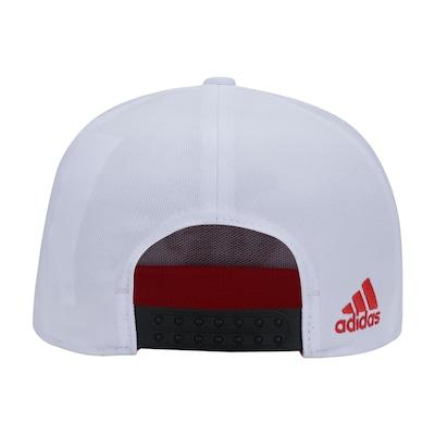 Boné Aba Reta adidas Flamengo HINO - Snapback - Adulto