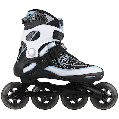 Patins Fila Primo Air Wave Lady In Line - Fitness - ABEC 7 - Adulto