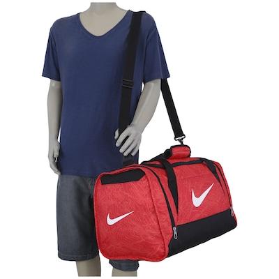 Mala Nike Brasilia 6 Duffel Graphic SM