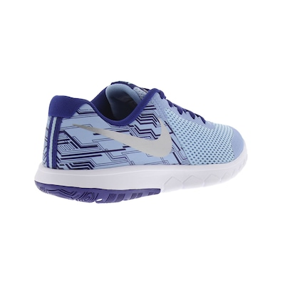 Tênis Nike Flex Experience 5 Print Feminino - Infantil