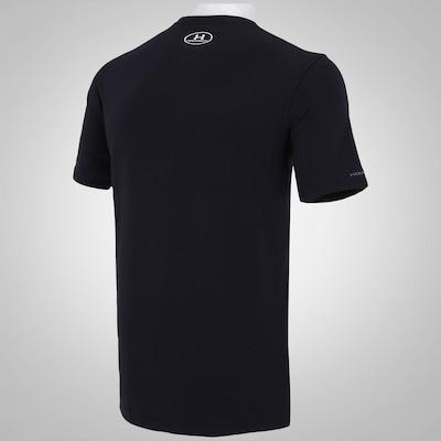 Camiseta Under Armour Homem de Ferro - Masculina