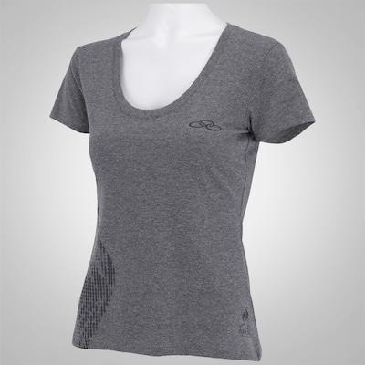 Camisa do Brasil Olympikus Vôlei Torcida 16 - Feminina