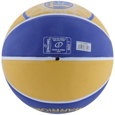 Bola de Basquete Spalding Golden State Warriors