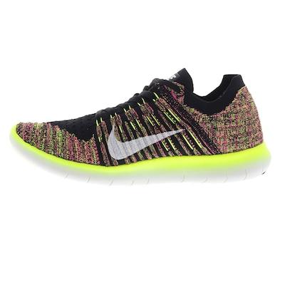Tênis Nike Free RN Flyknit OC - Feminino