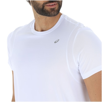 Camiseta Asics Run Mesh SS - Masculina