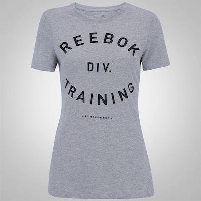 Camiseta Reebok Training - Feminina
