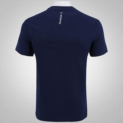 Camiseta Reebok Slashed - Masculina
