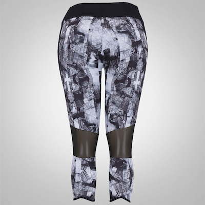 Calça Capri Oxer Abstract - Feminina