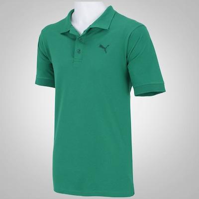 Camisa Polo Piquet Puma ESS - Masculina