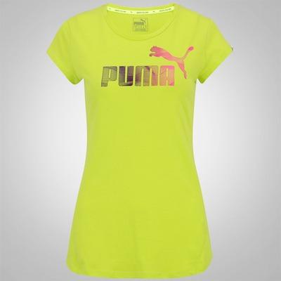 Camiseta Puma Style Elemental - Feminina