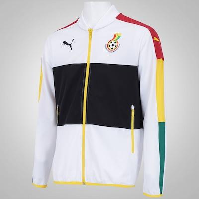 Jaqueta Ghana 2016 Puma Stadium - Masculina