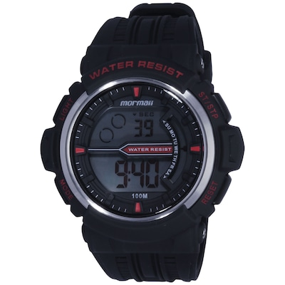 Relógio Digital Mormaii Storm - Masculino