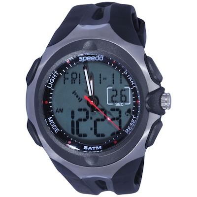 Relógio Digital Speedo 81045G0 com Pen Drive - Masculino