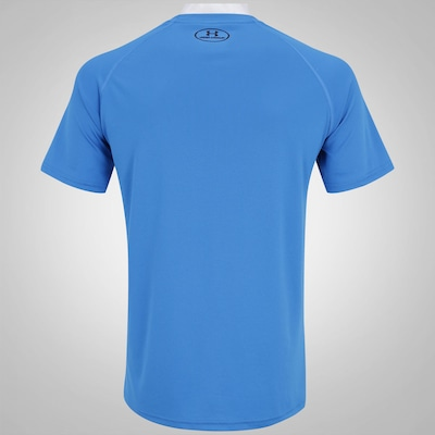 Camiseta Under Armour Tech Horizon Big Logo - Masculina
