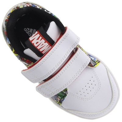 Tênis adidas LK Marvel CF BB - Infantil