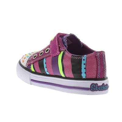 Tênis Skechers Cloudies BB W - Infantil