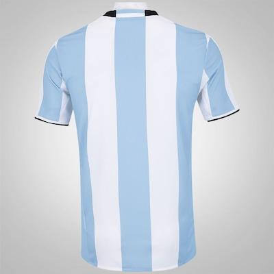 Camisa Argentina I 2016 adidas - Masculina