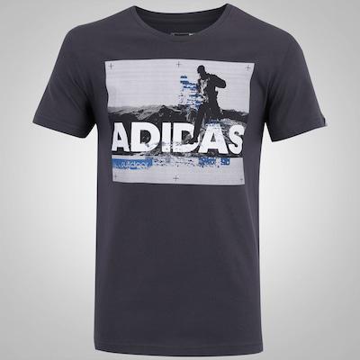 Camiseta adidas Trail Running - Masculina