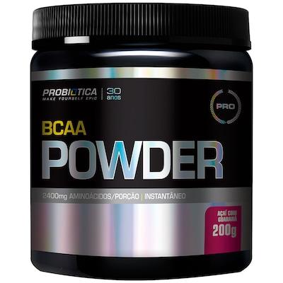 BCAA Probiótica Powder - Açaí com Guaraná - 200g