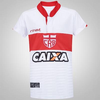 Camisa do CRB I 2016 Super Bolla - Feminina