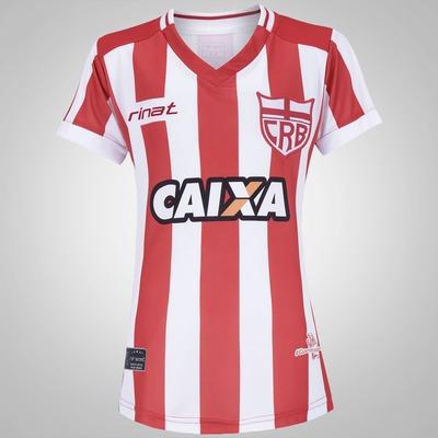 Camisa do CRB III 2016 Super Bolla - Feminina