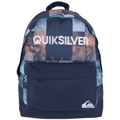 Mochila Quiksilver Basic Check Wheck