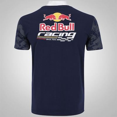Camiseta Red Bull RBR SC Team - Masculina