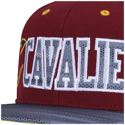 Boné Aba Reta adidas Cleveland Cavaliers - Snapback - Adulto