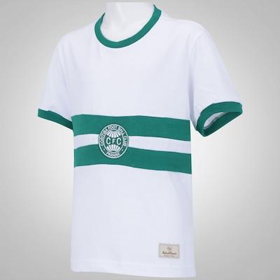 Camisa do Coritiba 1976 RetrôMania - Infantil
