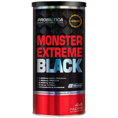 Pack Probiótica Monster Extreme Black - 44 Packs