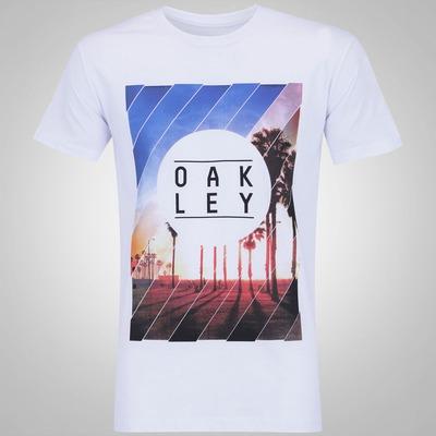 Camiseta Oakley Palm Walk - Masculina
