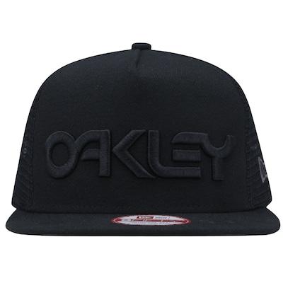 Boné Aba Reta Oakley Mod FP Mesh - Snapback - Trucker - Adulto