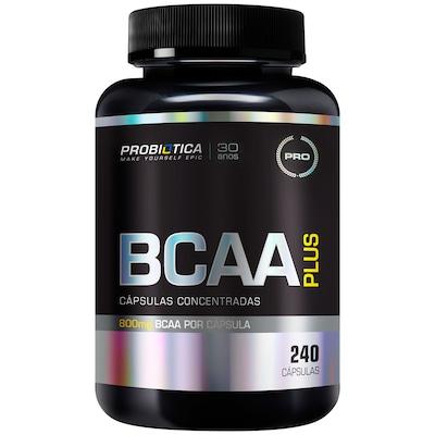 BCAA Probiótica Plus - 240 Cápsulas