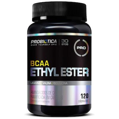 BCAA Probiótica Ethyl Esther - 120 Cápsulas
