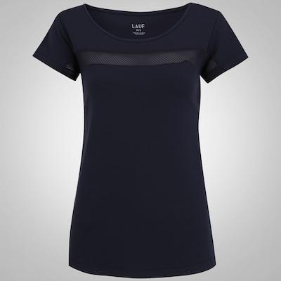 Camiseta Lauf Quadra - Feminina