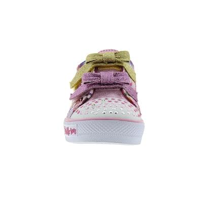 Tênis Skechers Bows N Toes BB W - Infantil