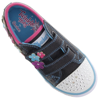 Tênis Skechers Pretty Blossoms BB W - Infantil