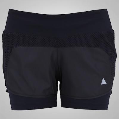 Shorts Lauf Quadra - Feminino