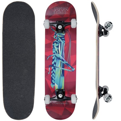 Skate Street X7 Cricketitanium